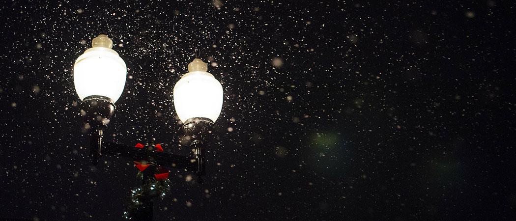 Winter Lighting Ideas